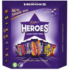 Heroes Gift Box - 385g - Sold Out 2020