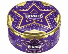 Heroes Tin - 800g  -Sold Out 2020
