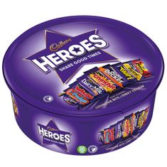 Heroes Tub - 600g -Sold Out 2020