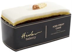 Hider Bakery Mini Iced Christmas Cake Slab - 400g - Sold Out