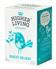 Higher Living Digest Delight - 15ct Bags