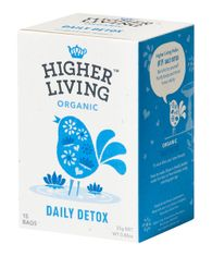 Higher Living Daily Detox - 15ct Bags
