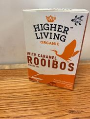 Higher Living Rooibos with Caramel - 20ct Bags