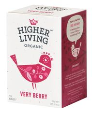 Higher Living Very Berry - 15ct Bags