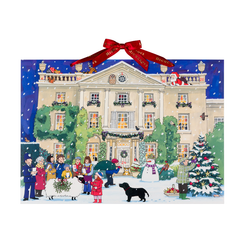 'Highgrove House at Christmas' Advent Calendar Card - Sold Out