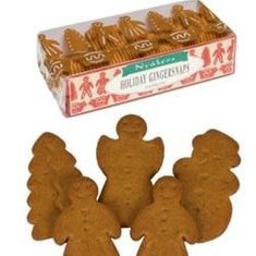 Nyakes Holiday Gingersnaps - 370g - Sold Out 2020