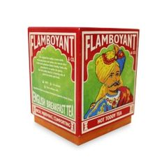 Flamboyant & Co. Hot Toddy Tea - 15ct Bags - Not Available 2019