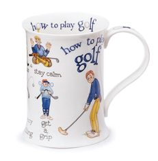 """Dunoon """"How To"""" Golf - Cotswold - Sold Out"""