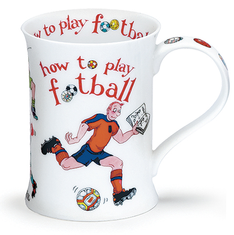 """Dunoon """"How To Play"""" Football - Cotswold"""