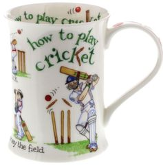 """Dunoon """"How To Play"""" Cricket - Cotswold - 3 in stock"""