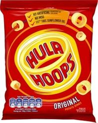 KP Hula Hoops Original - 34g - Sold Out