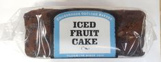 Crossroads Cottage Bakery Iced Fruit Cake - 454g - Sold Out