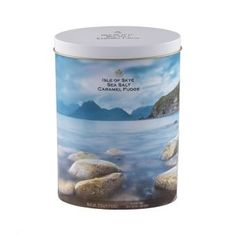 Isle of Skye Sea Salt Fudge Caramels Tin - 250g - Sold Out