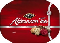 Jacob's Afternoon Tea Tin - 1kg - Sold Out 2020
