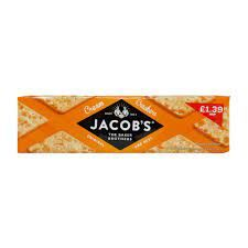 Jacob's Cream Crackers - 300g - Sold Out