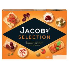 Jacob's Biscuits for Cheese Selection - 300g - Sold Out