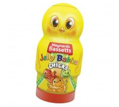 Jelly Babies Chicks Character Jar - Sold out
