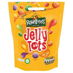 Rowntrees Jelly Tots Sharing Bag - 150g