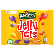 Rowntrees Jelly Tots - 40g - Sold Out