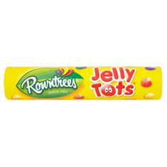 Rowntrees Jelly Tots Tube - 130g - Sold Out