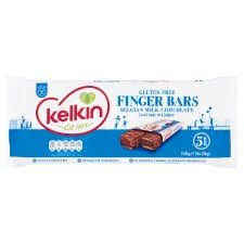 Kelkin Finger Bars - Gluten Free - 100g - Sold Out
