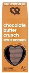 Kent and Fraser Biscuits Chocolate Butter Crunch GF