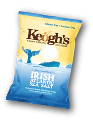 "Keogh's ""Just a Pinch"" of Atlantic Sea Salt - 50g"