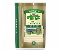 Kerrygold Mild Cheddar Slices - 198g - Sold Out