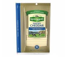Kerrygold Savory Cheddar Slices - 198g - Sold Out