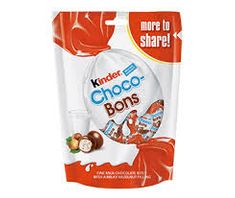 Kinder Choco-Bons Bag - 200g - Not Available 2019