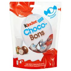 Kinder Choco-bons Bag - 104g - Sold Out 2020