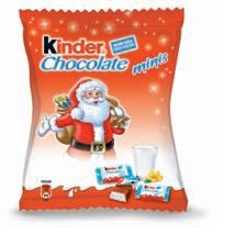 Kinder Chocolate Minis  - 75g - Not Available 2019