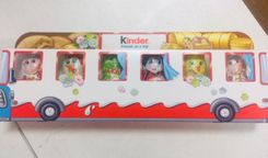Kinder Happy Easter Chocolates Characters 6pk - 90g - Sold Out 2020