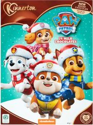 Kinnerton Paw Patrol Advent Calendar - 40g - Nut Free - Sold Out