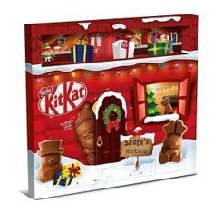KitKat Advent Calendar - 195g - 5 In Stock