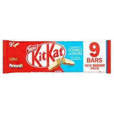 KitKat Cookies and Cream 9pk - 186g - Sold Out