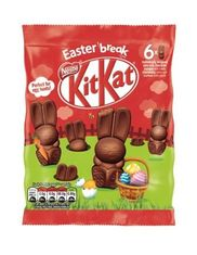 KitKat Mini Bunny Bag - 66g  - Sold Out 2021