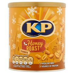 KP Honey Roast Peanuts Caddy - 375g - Sold Out