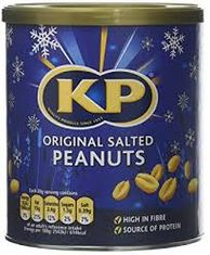 KP Original Salted Peanuts Caddy - 375g - Sold Out