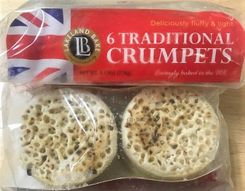 Lakeland Bake Crumpets - 6pk - Sold Out