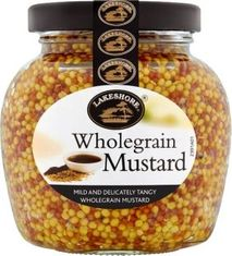 Lakeshore Plain Wholegrain Mustard 205g - Sold Out