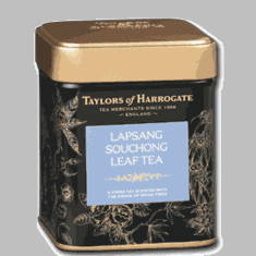 Taylors of Harrogate Lapsang Souchong Leaf Tea Tin -125g - Sold Out