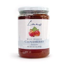 Lars Wild Swedish Cloudberry Preserve - Sold Out