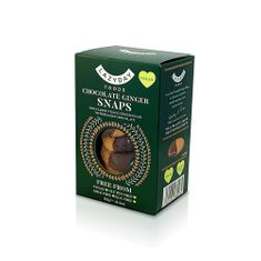 GF Lazy Day Chocolate Ginger Snaps - 125g - Sold Out