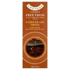 GF Lazy Day Chocolate Tiffin Millionaire's Shortbread - 150g - Sold Out