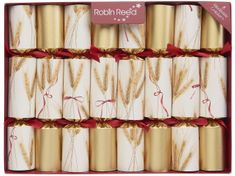 Robin Reed Fall Festival Crackers - 8pk - Sold Out