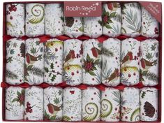 Robin Reed Festive Foliage Crackers - 8pk - Sold Out