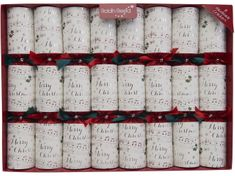 Robin Jingle Hand Bells Crackers - 8 pack - Sold Out