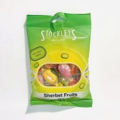 Stockley's Sherbet Fruits - 100g - Sold Out