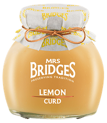 Mrs. Bridges Lemon Curd - 340g